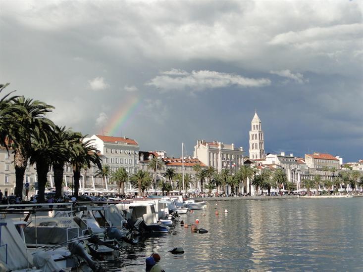 Riviera di Spalato e Trogir (Traù)