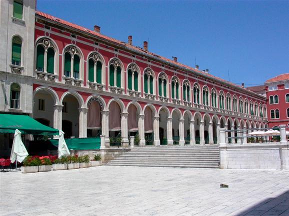 Riviera von Split und Trogir