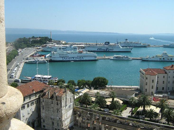 Split och Trogirs Riviera