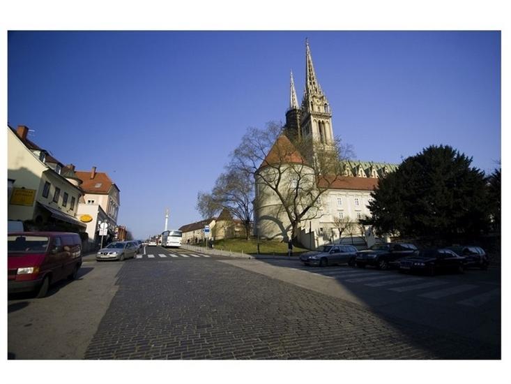 Zagreb a okolie