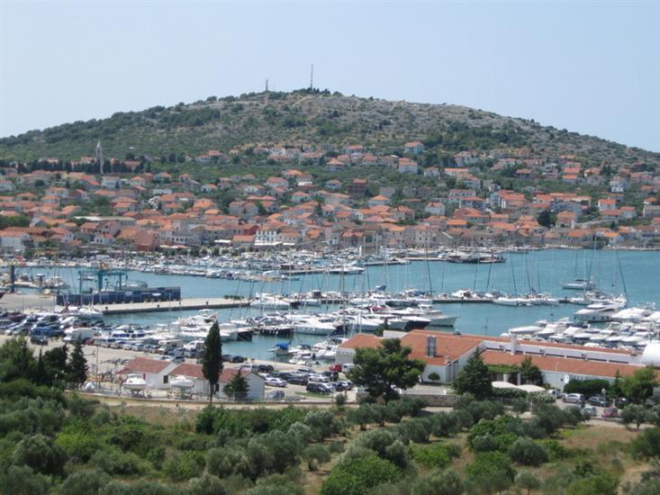 Les îles de Dalmatie du Nord