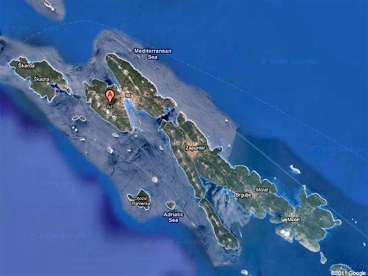 Ist - isola di Ist