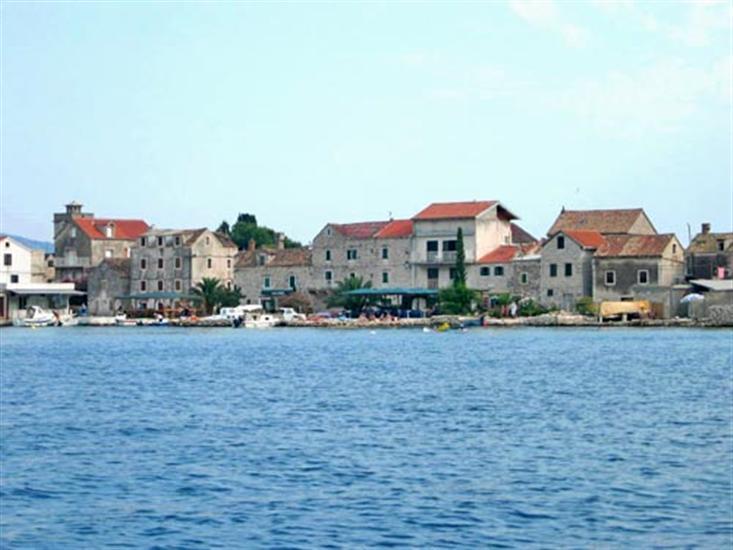Krapanj - ostrov Krapanj