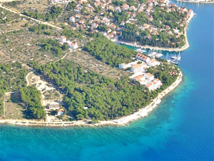 Milna - wyspa Brac