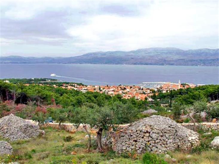 Mirca - wyspa Brac