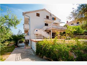Апартаменты Josip Lun - ostrov Pag, квадратура 70,00 m2, Воздух расстояние до центра города 200 m