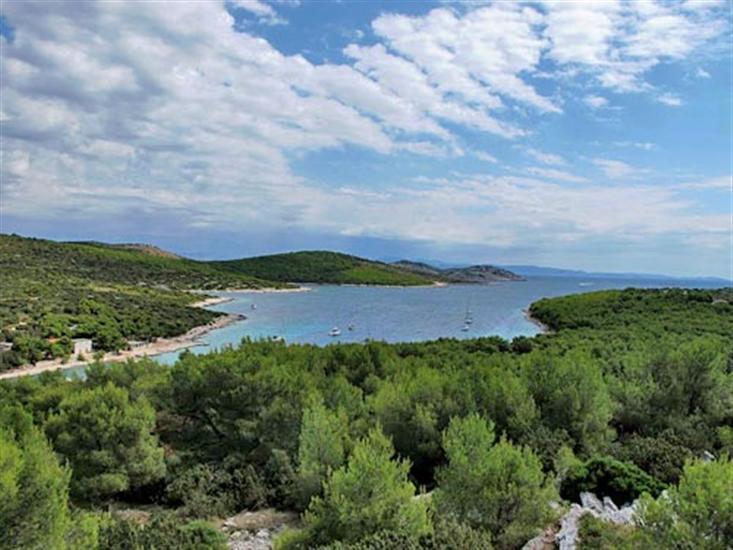 Žirje - otok Žirje