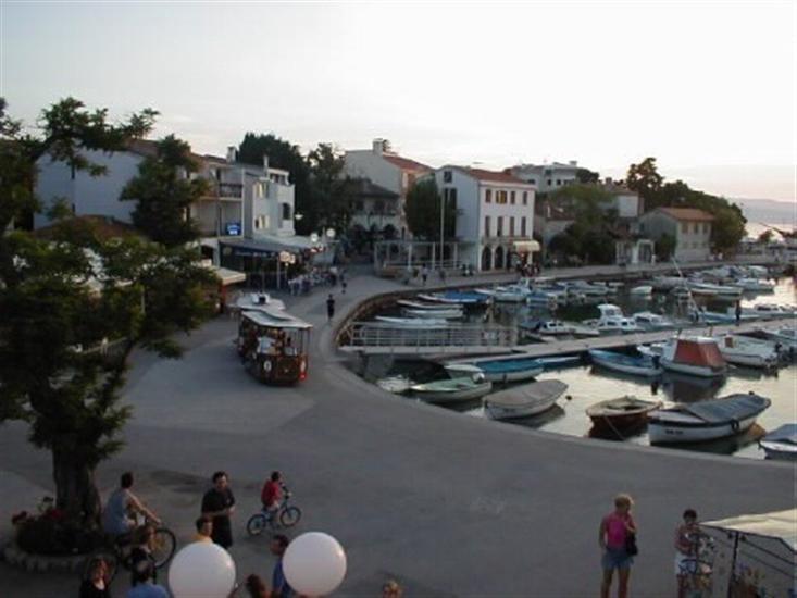 Malinska - otok Krk