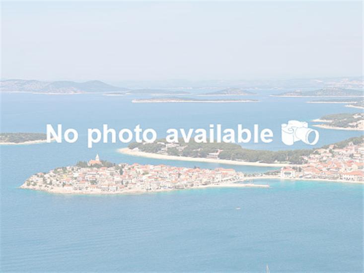 Kozarica - île de Mljet