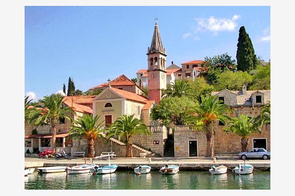 Splitska - ostrov Brac