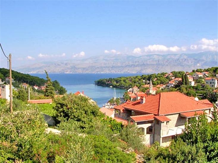 Splitska - eiland Brac