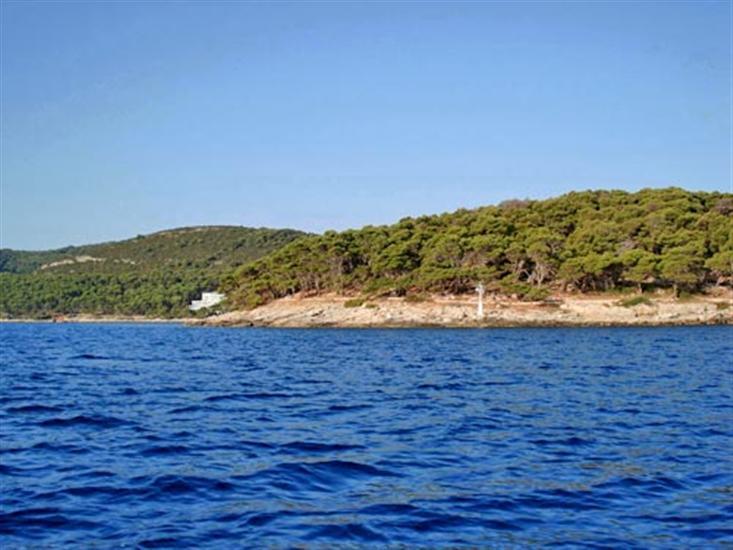 Bozava (île de Dugi otok)