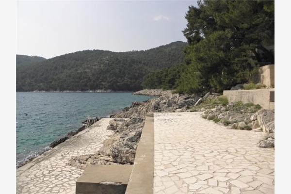 Brna - otok Korcula