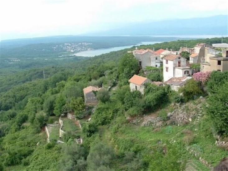 Dobrinj - Krk sziget