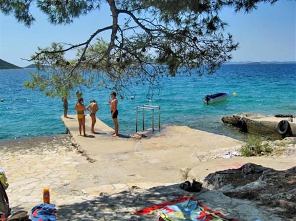 Chorwacja pokoje prywatne 4 osobowe boszkowo