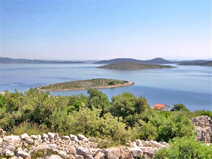 Kaprije - ostrov Kaprije