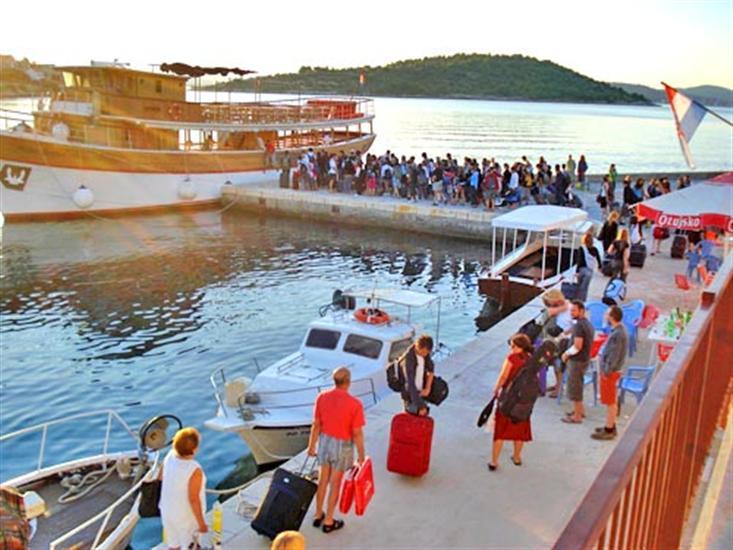 Prvic Luka - Prvic sziget