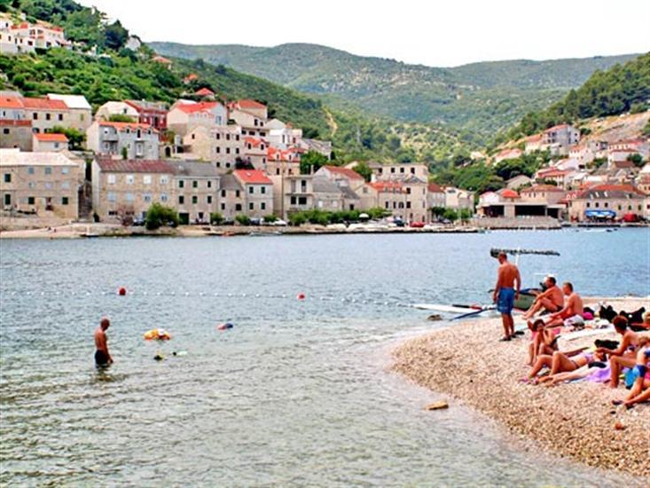 Pučišća - otok Brač