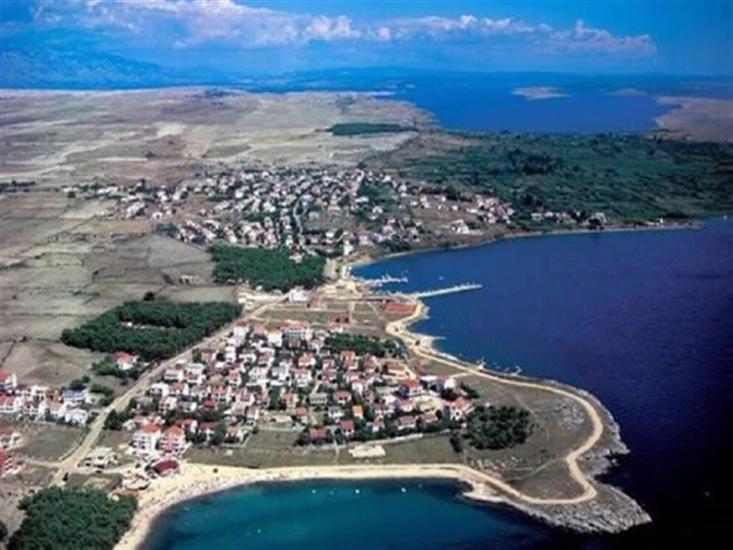 Povljana - eiland Pag