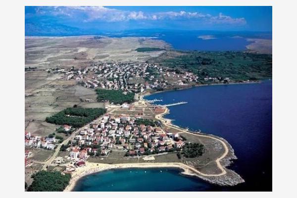 Povljana - île de Pag
