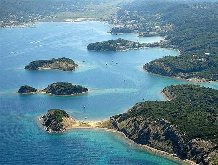 Supetarska Draga - wyspa Rab