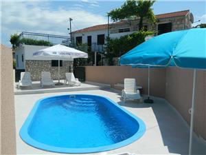 Accommodation with pool Neda Rogoznica,Book Accommodation with pool Neda From 152 €