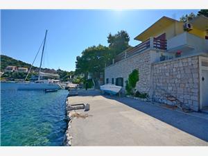 Accommodatie aan zee Zuid Dalmatische eilanden,Reserveren Branko Vanaf 58 €