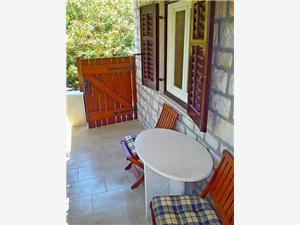 Appartementen Boris Povlja - eiland Brac,Reserveren Appartementen Boris Vanaf 78 €