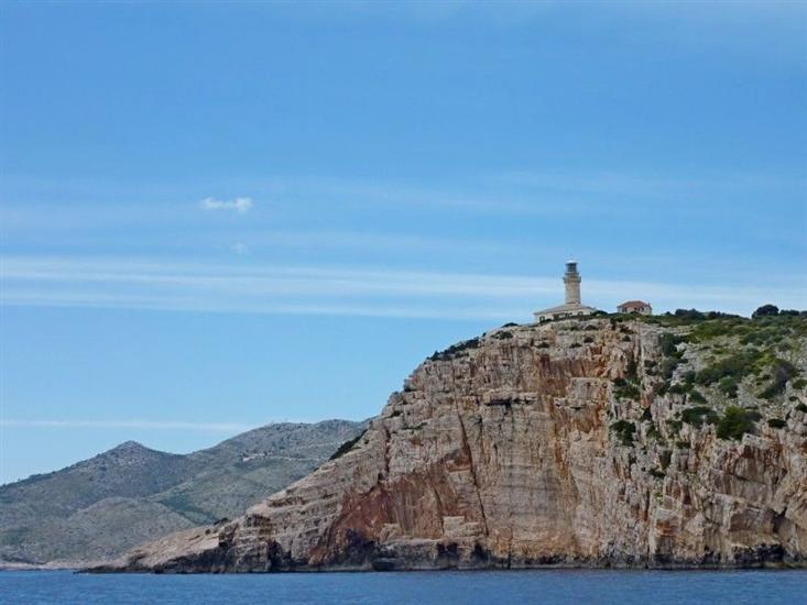Lighthouse Struga
