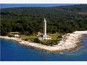 Beachfront accommodation North Dalmatian islands,Book Rat From 149 €