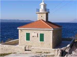 Svjetionik Sv.Petar , Kvadratura 81,00 m2, Zračna udaljenost od centra mjesta 800 m