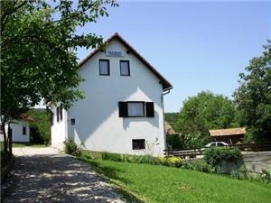 Apartmá Milka Kontinentální Chorvatsko, Prostor 50,00 m2