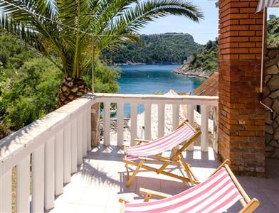 Prázdninové domy v Chorvatsku