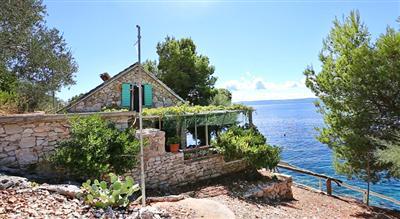 Domy na samotě Dalmácie