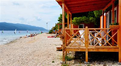 Horvátországi tengerparti nyaralás mobilházakban