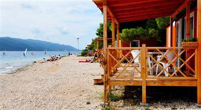 Wakacje w mobilnych domach na wybrzeżu Adriatyku