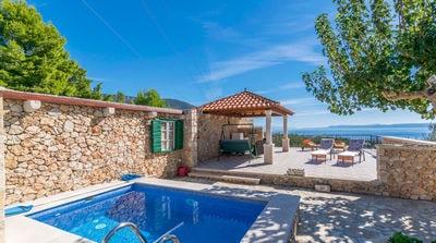Unterkunft Dalmatien, FeWo und Ferienhäuser