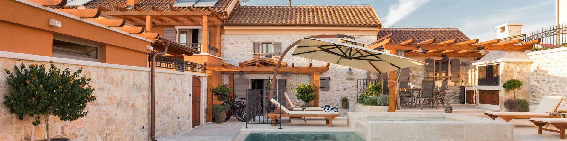 Chorvatsko Fantastické nabídky na ubytování