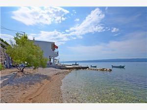 Apartament Feđa Krilo Jesenice, Powierzchnia 45,00 m2, Odległość do morze mierzona drogą powietrzną wynosi 10 m