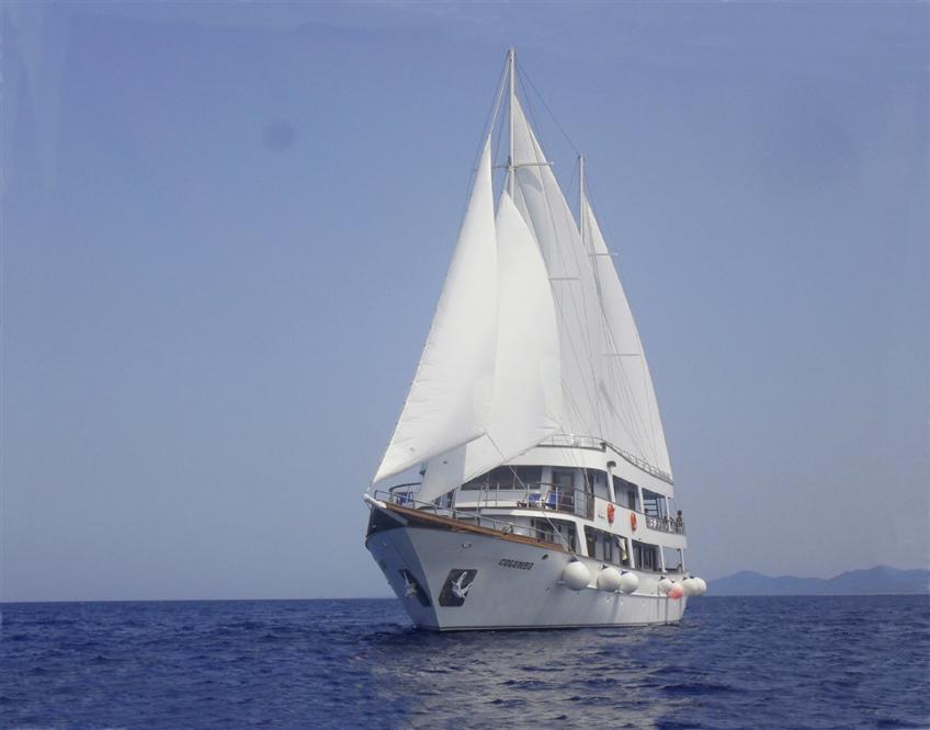 Cruise Ships Columbo Cruise Croatia - Columbo cruise ship