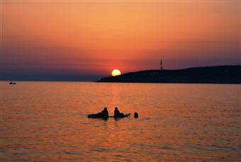 Fyrer i Kroatien Adriatiska kusten Istrien Dalmatien