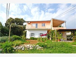 Апартамент Marija Кварнерский остров, квадратура 54,00 m2, Воздуха удалённость от моря 100 m