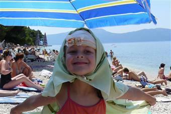 Case vacanze in Croazia (offerta di case vacanza in Istria e un'offerta unica delle case autentiche in Dalmazia, Quarnero e sulle isole della Dalmazia Settentrionale)