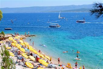 Lägenheterna på sista minuten pris i Kroatien