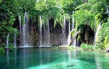 Nationaal Park Plitvice toeristische gids