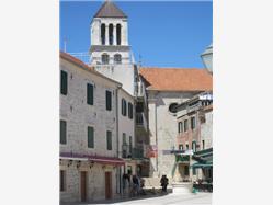 Plébánia Szent Kereszt harang templom Vodice templom