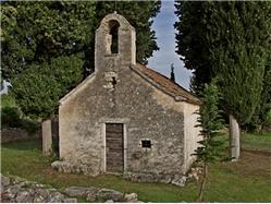 Cerkev sv. Elija, preroka Raslina (Sibenik) Cerkev