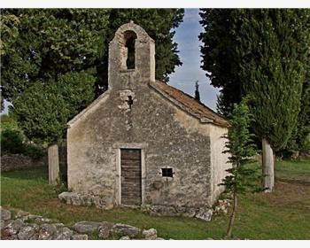 L'église de St Ilija le Prophète