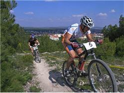 Známe cyklistické preteky Prižba Vodice Oslavy miestneho spoločenstva/ Festival