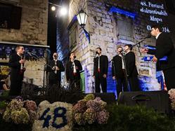 Festival of Dalmatian close-harmony singing groups (Klapa)  Oslavy miestneho spoločenstva/ Festival